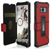 UAG Case Metropolis Series Samsung Galaxy S8 Plus Original - Magma