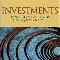 Investments: Principles of... (2nd Edition) (CFA Series) [eBook]
