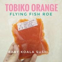 Tobiko | Telur Ikan SHARE SIZE 50gram