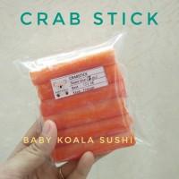 Stik Kepiting | Crab Stick Cedea SHARE SIZE 100gram
