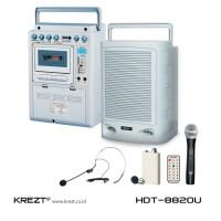 harga Krezt Hdt-8820u - Hdt-8820 U - Portable Sound System Tokopedia.com
