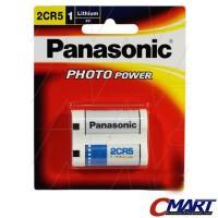 Panasonic 2CR5 Photo Lithium Battery - PSC-2CR5