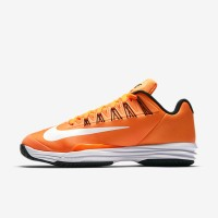 Sepatu Tennis Nike Lunar Ballistec 1.5 - Tart/Orange/White Original