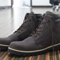 Jual Promo Sepatu Boots Safety Pria Ragamgaya Varko (Nike, Reebok, Puma) Murah
