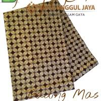 Harga kain batik pekalongan primisima gading mas kawung 142 unggul | Hargalu.com