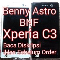 Lcd + Touchscreen + Frame Sony Xperia C3 Single, C3 Dual, D2502, D2533