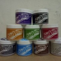 Jual READY STOCK!!! Suavecito Hair Clay Colour / warna (Pomade, Wax).Murah Murah