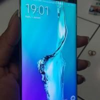 LCD samsung S6 EDGE plus ORI nomal copotan