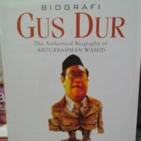 harga Biografi Gus Dur Tokopedia.com