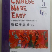 Buku Chinese Made Easy Textbook - Simplified Characters Version 5