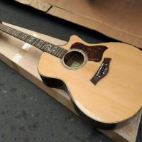 Gitar Acoustic Taylor 914CE Natural Custom