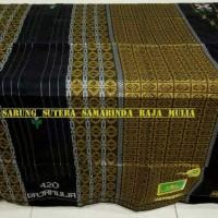 Sarung Sutra Samarinda Raja Mulia ( New Motif )