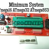 Minimum System ATmega16 ATmega32 ATmega8535