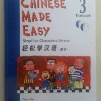 Buku Chinese Made Easy Textbook - Simplified Characters Version 3