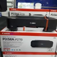 Printer Canon ip2770 Baru BNIB Garansi Resmi (Tanpa Infus)
