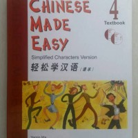 Buku Chinese Made Easy Textbook - Simplified Characters Version 4