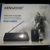 harga Mic Wireless Kenwood Pgx 14 W 93 Clip On Headset Single Tokopedia.com