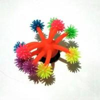 Jelly Anemon Model Rumput Laut
