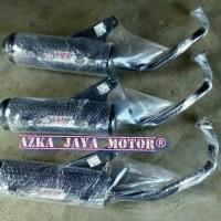 harga Knalpot Racing Bobokan Csr Honda Beat Fi Model Standar Tokopedia.com