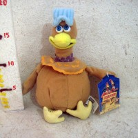 Boneka Babs Chicken Run Original Official Burger King Boneka Ayam
