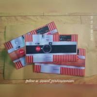 harga Garskin Action Cam Xioami Yi - Desain Leica Black & Coklat Tokopedia.com