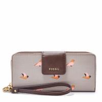 Fossl Madison Zip Clutch Woman Wallet