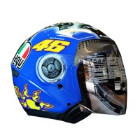 HELM AGV CITYLIGHT ROSSI THE DONKEY