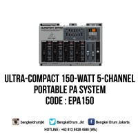 Behringer Compact PA Systems EUROPORT EPA150