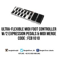 Behringer Midi Foot Controllers FCB1010