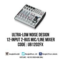 Behringer Analog Mixers EURORACK UB1202FX