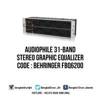 Behringer Equalizers ULTRAGRAPH PRO FBQ6200