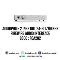 Behringer Audio Interfaces F-CONTROL AUDIO FCA202