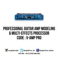 Behringer Guitar Effects Processors V-AMP PRO