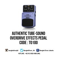 Behringer Guitar Stompboxes TUBE OVERDRIVE TO100