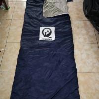 Jual tiga layer polar dacron sleeping bag TNF Murah