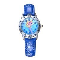 FZ5471-L2 Disney Frozen ORIGINAL Jam Tangan Anak BIRU Elsa