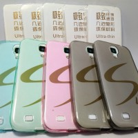 SARUNG ULTRATHIN SAMSUNG GALAXY S4 - I9500 SILIKON CASE SOFTCASE JELLY