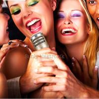 mic smule k088 Bluetooth wireless speaker bigo MP3 YouTube