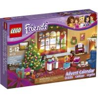 Jual LEGO Friends Advent Calendar 2016 41131 Murah