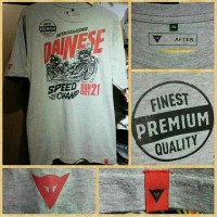 T-Shirt Dainese D1 speed champ (import)