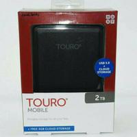 Best Quality Harddisk External Hardisk Eksternal Hitachi Touro 2tb USB