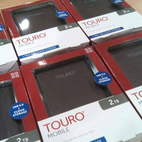 Exclusive Hitachi Touro Mobile 2TB External Hardisk 2.5