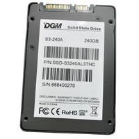 Best Quality Hardisk Laptop SSD DGM Prestige Pro 2.5-Inch 240GB SATA I