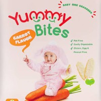 Yummy Bites for baby - Carrot Flavor