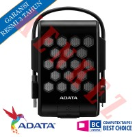 "ADATA HD720 Harddisk Eksternal 2.5"" 1TB/USB3.0 - Hitam"
