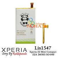 Baterai Sony Xperia Z2 Compact Z2A Z2 Mini  Double IC Protection