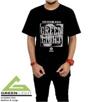 T-shirt / Kaos Distro Greenlight A.0605