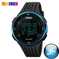 Skmei Waterproof Jam Tangan Digital 1219 Black/blue