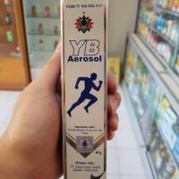 YB Aerosol Spray 85 gr (Obat Rematik & Keseleo)