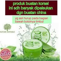 Jual Nature Republic Aloe Vera 92% Soothing Moisture Gel Original Murah